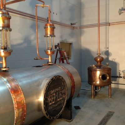 "Kentucky Peerless Distilling Company - Doubler for 14"" Diameter Continuous Distillery - Louisville, KY"