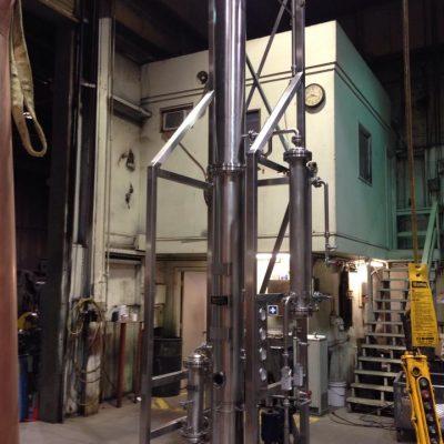 """Speakeasy Spirits - 12"""" Continuous GNS Distillation System - Nashville, TN"""
