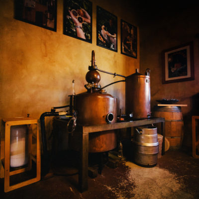 Domaine Charbay Distillery - 25 Liter ACH Unit - St. Helena, CA