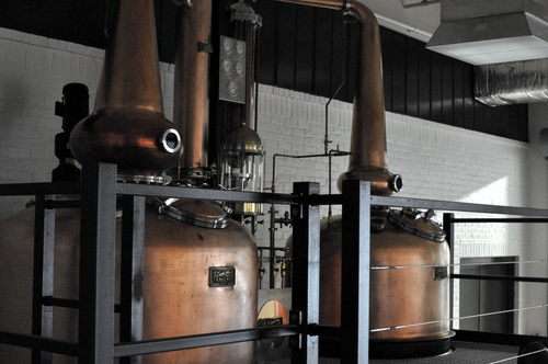 American Spirit Whiskey - 200 Gallon and 400 Gallon Wash Still System - Atlanta, GA