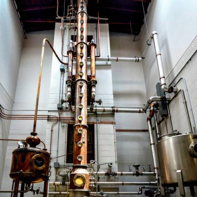 "Kentucky Peerless Distilling Co. - 14"" Continuous Distillation System - Louisville, KY"