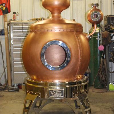 """Patriot Brands - Doubler for 14"""" Copper Bourbon System -Pleasureville, KY"""