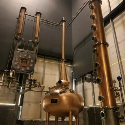 "Chattanooga Spirits - 100 Gallon Batch Still System and a 12"" Continuous Still - Chattanooga, TN"