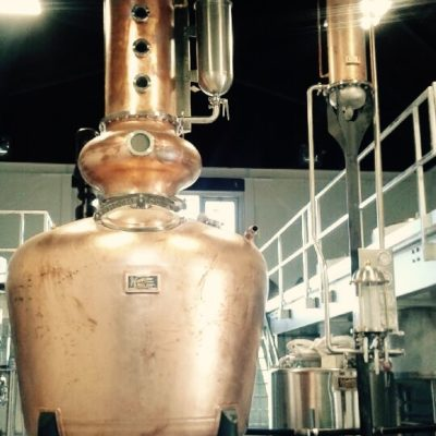 Cote des Saints - 750 Gallon Pot Still System - Montreal, Quebec, Canada