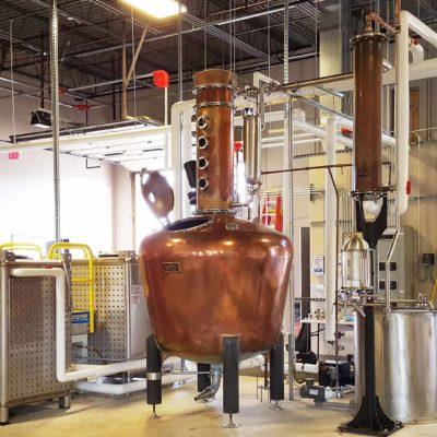 KO Distilling 500 Gal Batch System