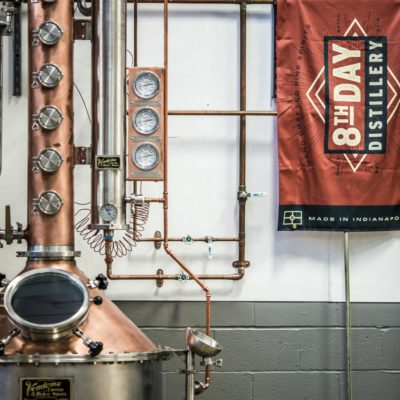 8th Day Distillery - 100 Gallon Economy System - Indianapolis, IN