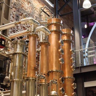 Archetype Distillery - (2) 120 gallon Pot System