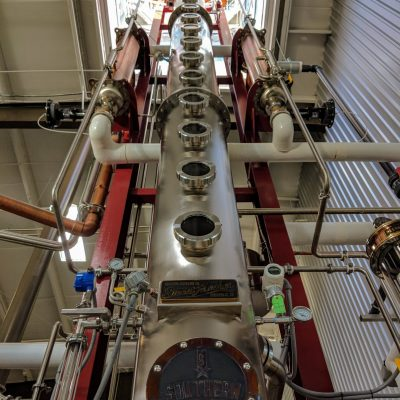 "Southern Distilling Co. - 18"" Continuous System - Statesville, NC"