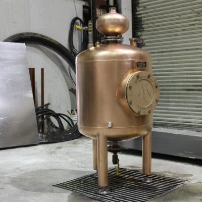 Copper Doubler