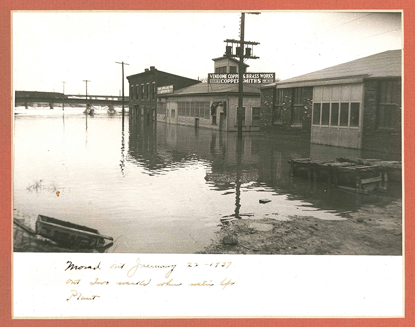 Flood Jan 22 1937
