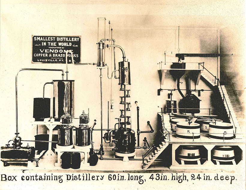 Smallest-Distillery