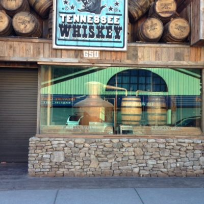 Ole Smoky Distillery - 200 Gallon Moonshine Still & Thumper - Sevierville, TN