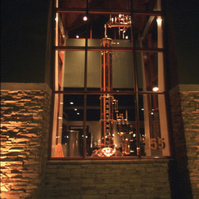 Bardenay Restaurant Distillery - 100 Gallon Batch Distillation System - Boise, ID