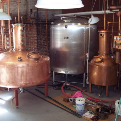 Stranahan's Colorado Whiskey - 750 Gallon and 250 Gallon Batch System  - Denver, CO