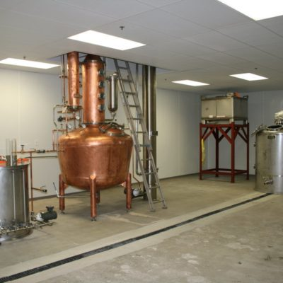 Rock Town Distillery - 250 Gallon Copper Batch Still System - Little Rock, AR