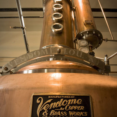 Double Diamond Distillery - 500 Gallon Pot Still System - Breckenridge, CO