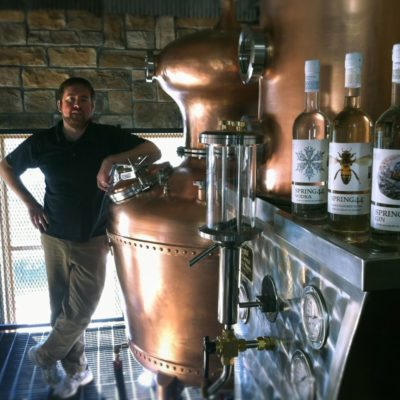 Spring 44 Distillery - 150 Gallon Copper Batch Still - Loveland, CO