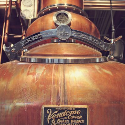 Firestone & Robertson Distilling Co. - 500 Gallon Copper Pot Still Systems - Fort Worth, TX