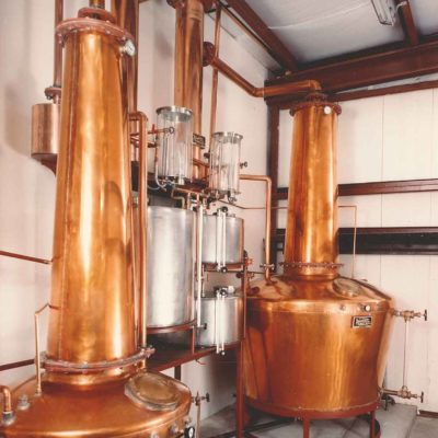 Vermont Distillers - 250 Proof Gallons Pot Still System - Plainfield, VT
