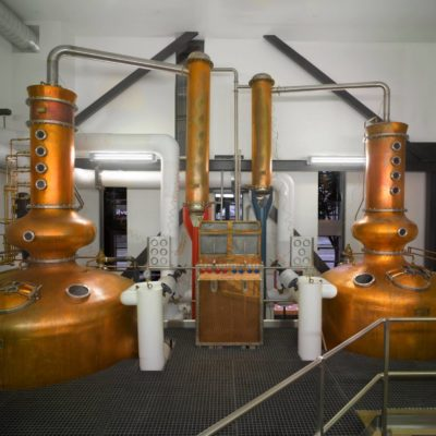 Westland Distillery - 1200 and 2000 Gallon Copper Batch Still System -Seattle, WA