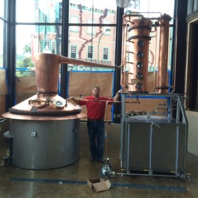 Sugarlands Distilling Company - 250 Gallon Moonshine System - Gatlinburg, TN