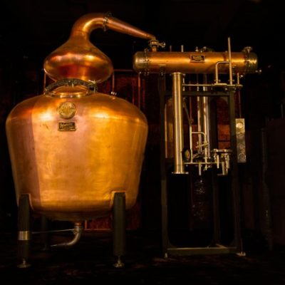 Copper & Kings - 1000 Gallon Copper Pot Still System - Louisville, KY