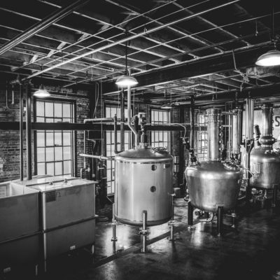 St. Augustine Distillery Company - 500 Gallon and 750 Gallon Copper Batch Still Systems - St. Augustine, FL