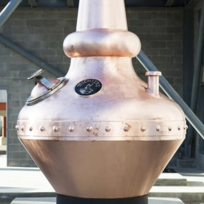 "Michter's Distillery - Doubler for 32"" Continuous Beer Still - Louisville, KY"