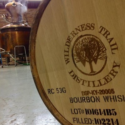 Wilderness Trail Distillery - 175 Gallon Copper and Stainless Steel Pot Still System and Barrel - Danville, KY