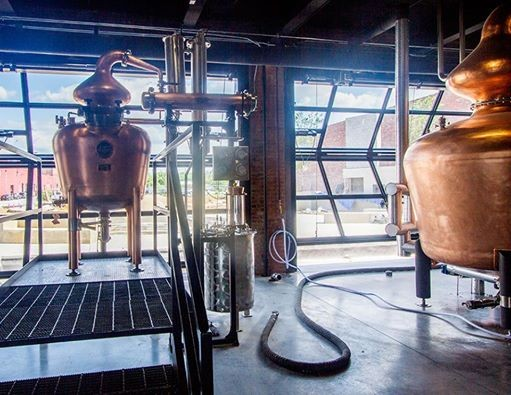 Copper & Kings - 50 Gallon Brandy Distillation System - Louisville, KY