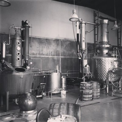 Black Heron Spirits Distillery and Portworks - 300 Gallon Pot Still System - West Richland, WA