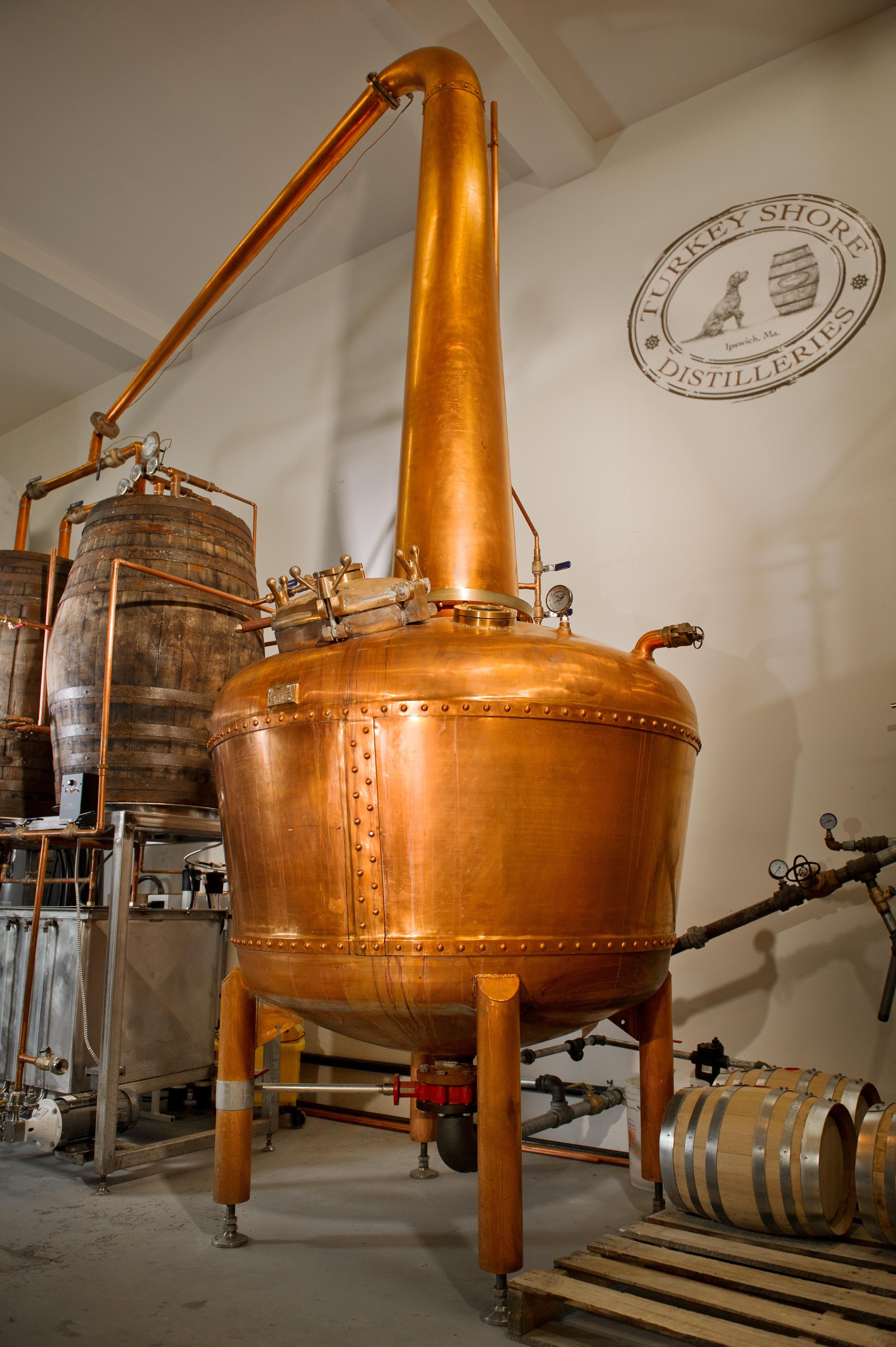 Batch Distillation Systems Vendome Copper Amp Brass Works Inc