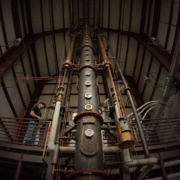 Continuous Distillation Systems