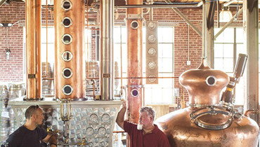Durham's new craft distilleries