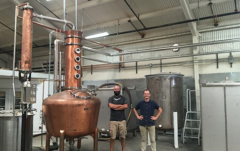 First Distillery Since Prohibition