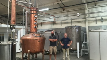 Oakland Has Its First Whiskey Distillery Since Prohibition By Luke Tsai