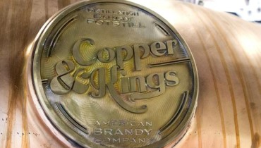 Copper & Kings conducts whiskey experiment