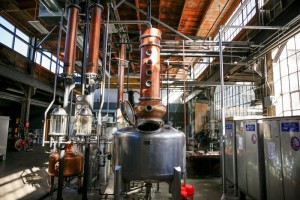 Tattersall Distillery // Photo by Aaron Davidson