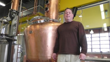 From DNA lab to whiskey distiller: A well-laid plan gains steam