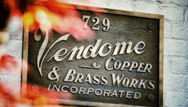 Copper craftsmen create important part of bourbon business at Vendome