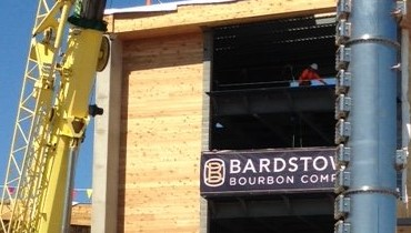 The Bardstown Bourbon Company's Still Installation