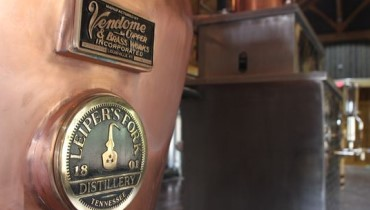 Whiskey ready to flow at Leiper's Fork Distillery