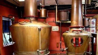 Tom's Foolery – Michter's pot stills and a bottled in bond Bourbon