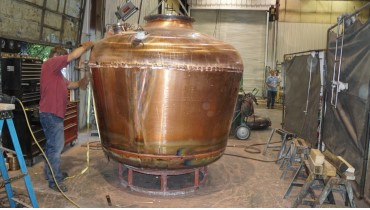 A Day on the Trail: A Photo Tour of Vendome Copper & Brass Works