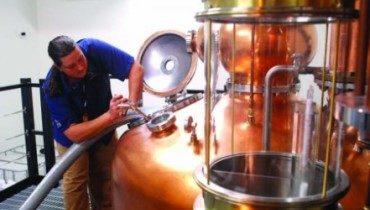 Whiskey-maker joins Buckhead's craft-brewing hotspot