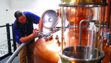 Whiskey-maker joins Buckhead's craft-brewing hotspot