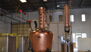 KO Distilling commemorates first year in business