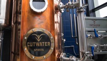 Climb Aboard as Cutwater Spirits Raises Anchor on Miramar Flagship
