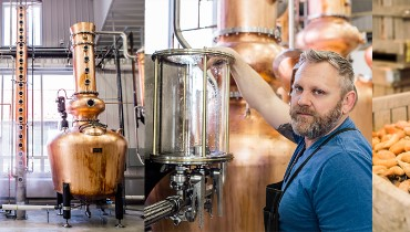 Nauti Spirits Distillery to Celebrate Grand Opening with Sweet Potato Vodka