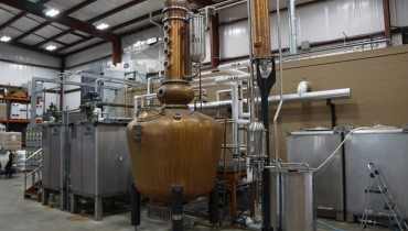 Boone County Distilling Launches Tanner's Curse White Rye Whiskey